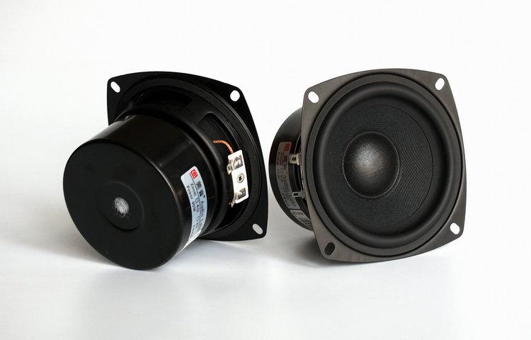1 PC Sounderlink Audio Labs 4'' 50W subwoofer woofer bass ...